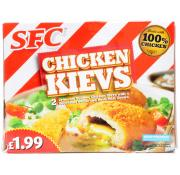 Southern Fried Chicken Chicken Kiev