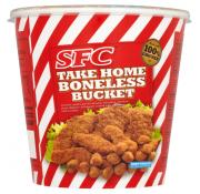 Southern Fried Chicken Take Home Boneless Bucket