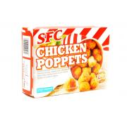 Southern Fried Chicken Poppets