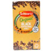 Schwartz Organic Whole Black Peppercorns