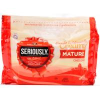 Seriously Strong Mature White Cheddar image