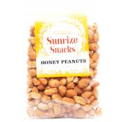 Sunrize Honey Peanuts
