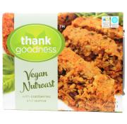 Thank Goodness Vegan Nut Roast