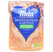 Tilda Brown Basmati and Quinoa Steamed Rice