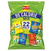 Walkers Snacks Low Calorie Variety Pack
