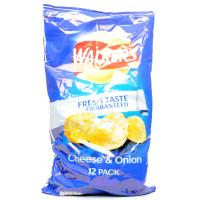 Walkers Cheese and Onion image