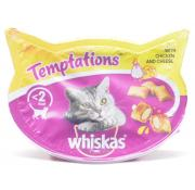 Whiskas Temptations Chicken and Cheese