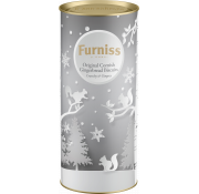 Furniss Christmas Gingerbread (Silver) Drum
