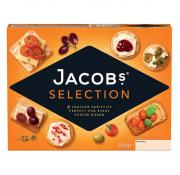 Jacobs Biscuits For Cheese Selection