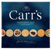Carrs Biscuit Selection Carton