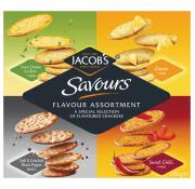 Jacobs Savours Flavour Biscuit Assortment