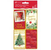 Gift Maker Traditional Gift Tags