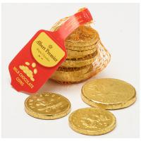 Albert Premier Milk Chocolate Coins image