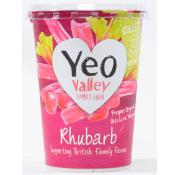Yeo Valley Rhubarb Yogurt