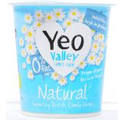 Yeo Valley Natural Fat Free Yogurt