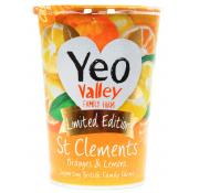 Yeo Valley St Clements Limited Edition