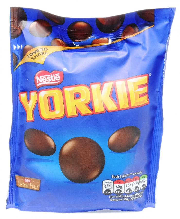 Dike Son Nestle Yorkie Buttons