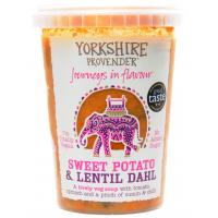 Yorkshire Provender Sweet Potato and Lentil Dahl image