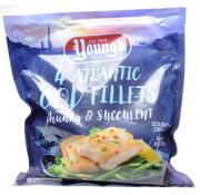Youngs Atlantic Cod Fillets