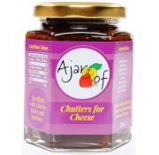A Jar Of Chutters For Cheese