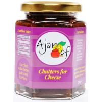 Ajar Of Chutters For Cheese image