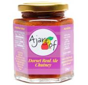 A Jar Of Dorset Real Ale Chutney