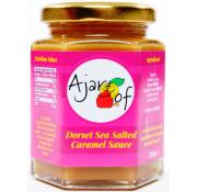 A Jar Of Dorset Sea Salted Caramel Sauce