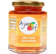 A Jar Of Five Fruit Marmalade