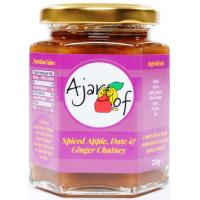 Ajar Of Spiced Apple and Date Chutney image