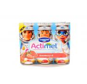 Actimel Strawberry Kids