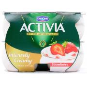 Activia Intensely Creamy Strawberry