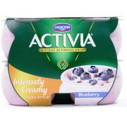 Activia Intensely Creamy Blueberry