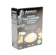 Ainsley Harriot Thai Chicken and Lemongrass Cup Soup