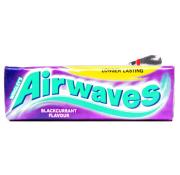 Wrigley Airwaves Blackcurrant