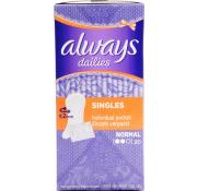 Always Dailies Liner Normal Freshness