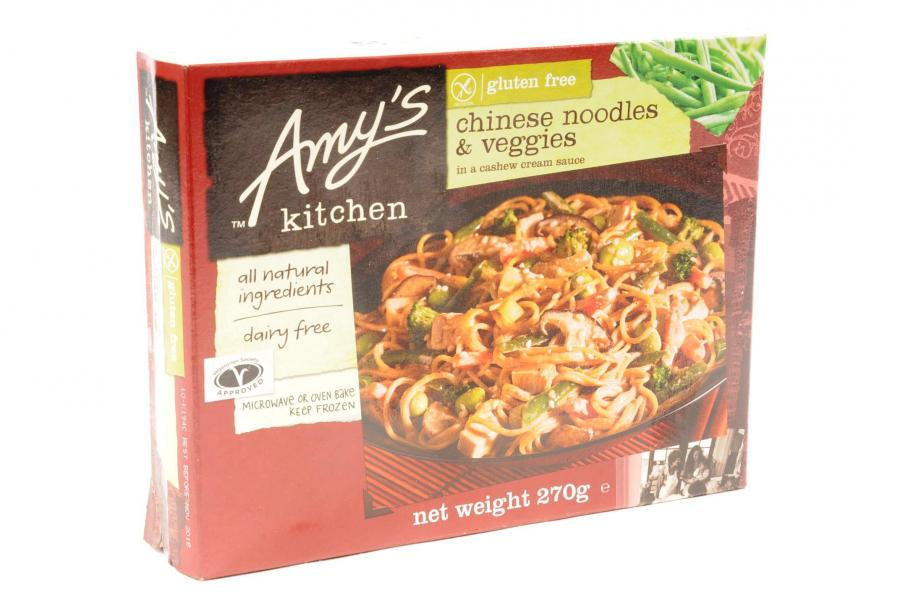 Amy S Kitchen Chinese Noodles