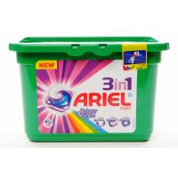 Ariel Liquid Capsules 3 In 1 Colour image