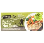 Artisan Country Veg and Cashew Nut Roast