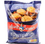 Aunt Bessies Dumplings