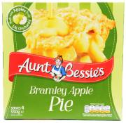 Aunt Bessie Bramley Apple Pie
