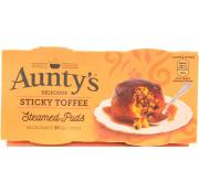 Auntys Sticky Toffee Pudding