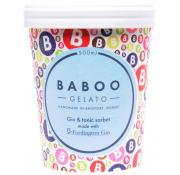 Baboo Geleto Gin and Tonic Sorbet