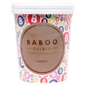 Baboo Gelato Hazelnut Ice Cream