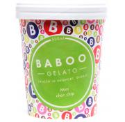 Baboo Gelato Mint Choc Chip Ice Cream