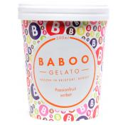 Baboo Gelato Passion Fruit Sorbet