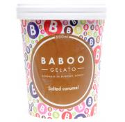 Baboo Gelato Salted Caramel Ice Cream