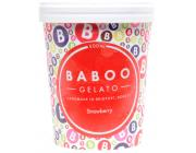 Baboo Gelato Strawberry Ice Cream