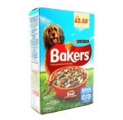 Bakers Complete Beef and Vegeables