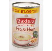 Baxters Favourites Pea and Ham Soup