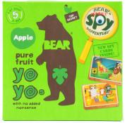 Bear Yoyos Pure Fruit Rolls Apple